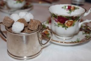 China at the QVB High Tea