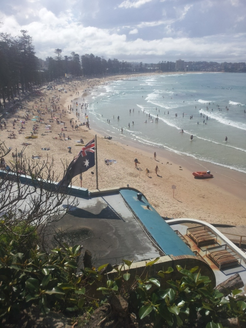 Manly Beach, Manly