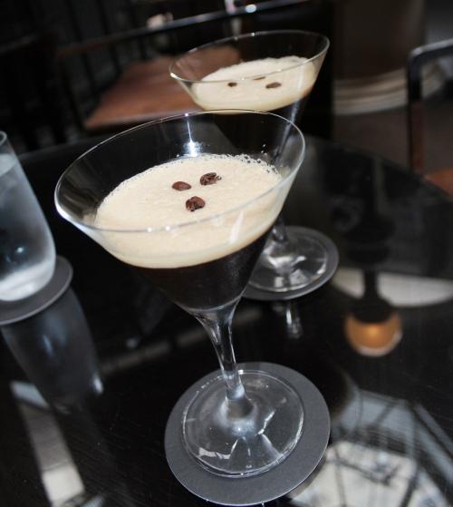 Espresso Martini @ High Coffee