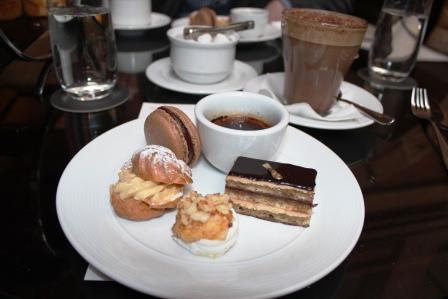 High Coffee @ InterContinental Sydney