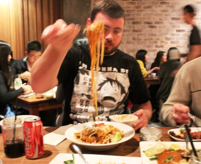 twelve spices lao thai noodles