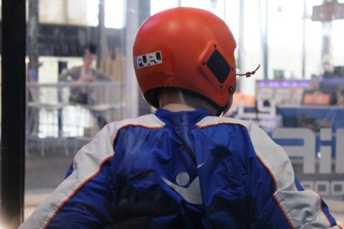 Blonde Tourist blogger at iFLY Downunder Penrith (3)