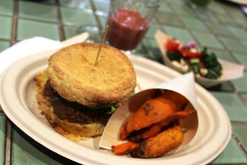 Blonde Tourist blogger visits upRAW cafe penrith (19)