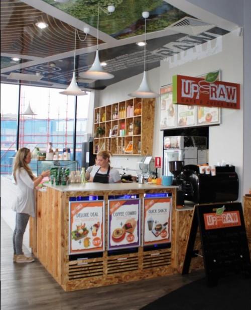 Blonde Tourist blogger visits upRAW cafe penrith (20)